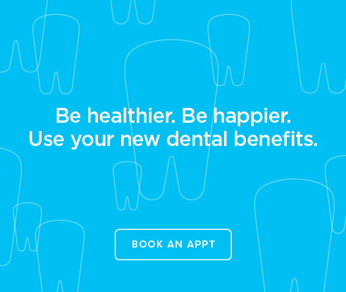Be Heathier, Be Happier. Use your new dental benefits. - Green Valley Modern Dentistry