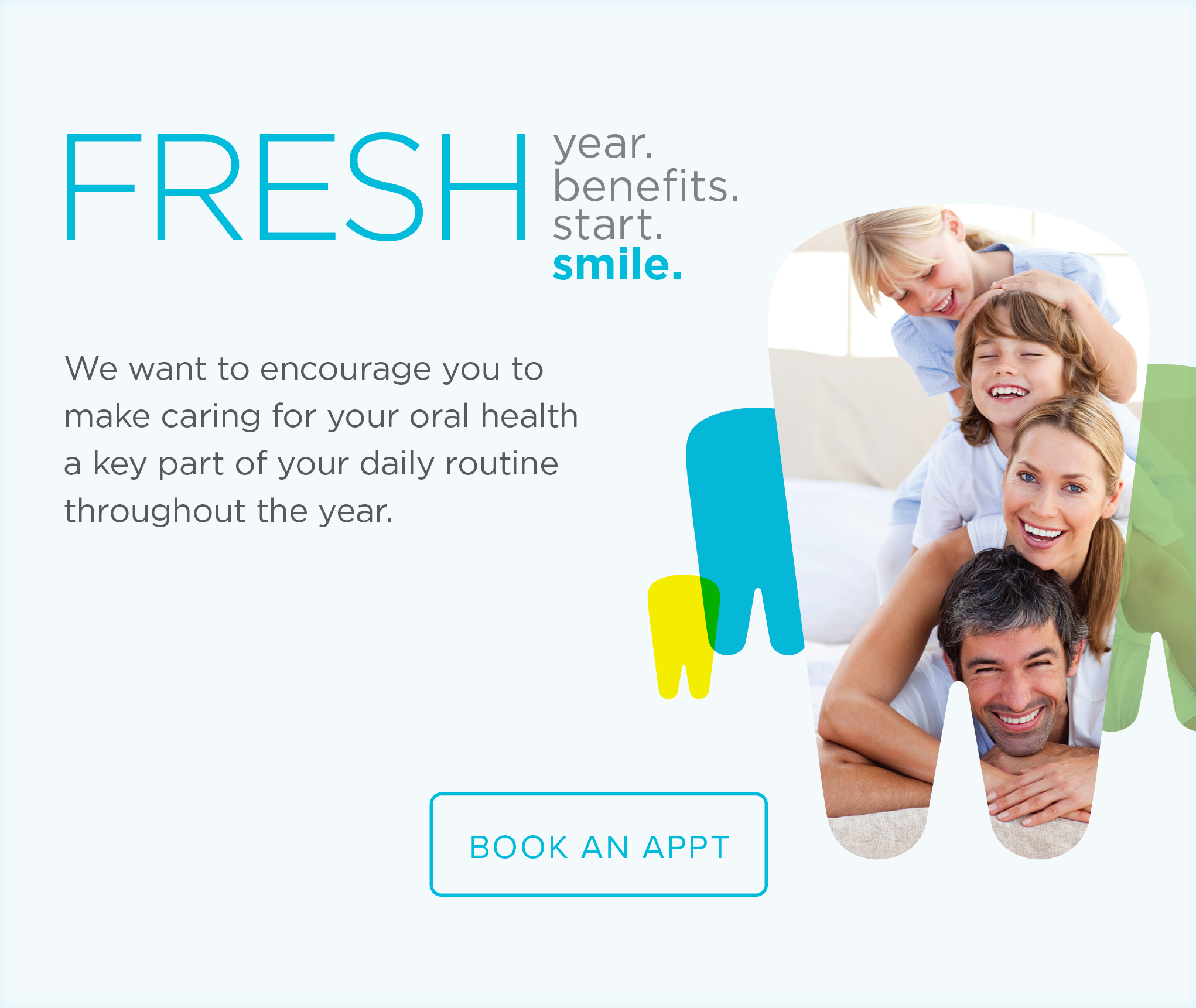 Green Valley Modern Dentistry - Make the Most of Your Benefits